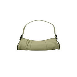 Green Stylish Leather Shoulder Bag
