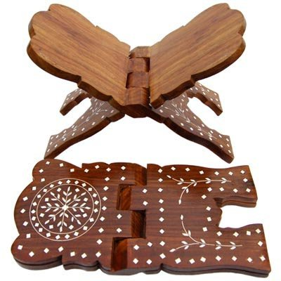 Rehal Wooden Book Rest