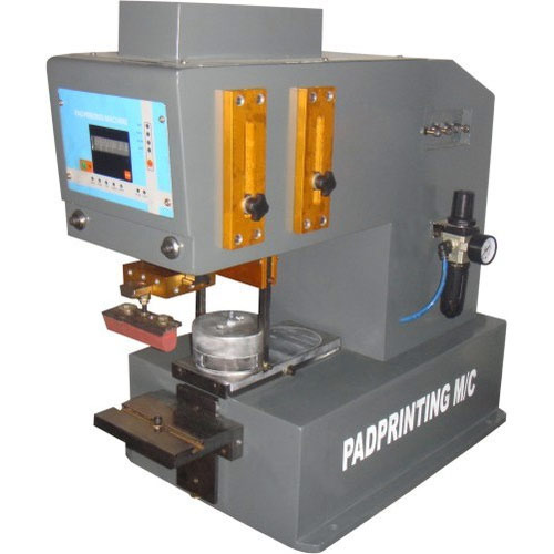 Deluxe Pneumatic Pad Printing Machine