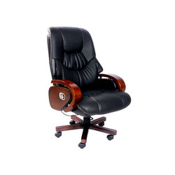 Wooden Executive Recliner Chairs