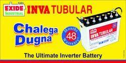 Exide Inva Tubular Batteries