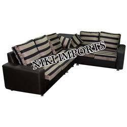 Horse Sofa Set - Rexine