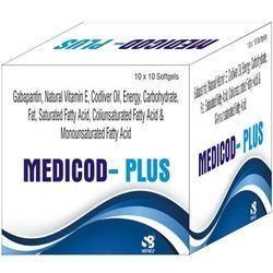 Gabapentin Cod Liver Oil Natural