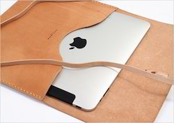 Handmade Leather I Pad Covers In Various Colors