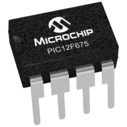 PIC12F675-I/P  PIC Microcontroller
