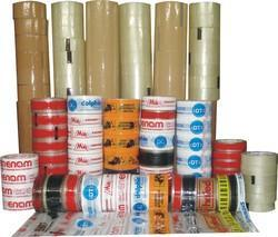 Self Adhesive BOPP Tapes Plain