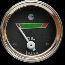 Escorts GE Oil Pressure Gauge