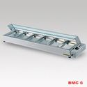 Stainless Steel Mini Bain Marie Counter with Food Tray