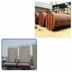 MS Tanks for Furnace Oil