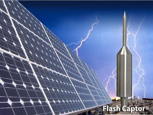 ESE Lightning Protection System