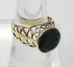 High Fashion Silver Filigree Rings