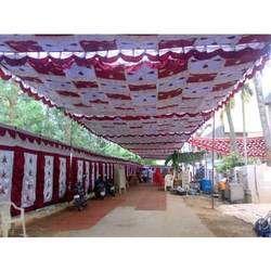 Pipe Pandal Tents