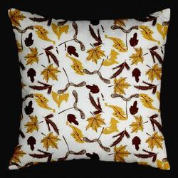 Rotary Printed Cushion Cover