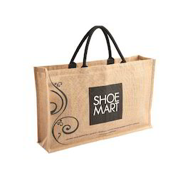 Shoe Jute Bag
