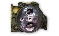 Metal Locking of Cylinder Head Service