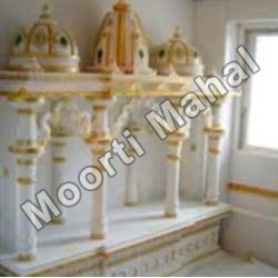Marble temples home marble temple exporter from jaipur for Marble temple designs for home