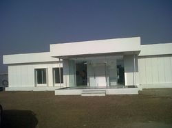 Prefabricated Designer Office Cabins