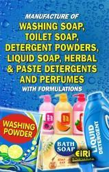 Manufacturing Process Of Soaps And Detergents