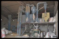 Wheat Chakki Atta Mill Plant