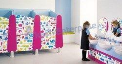 Children's Toilet Cubicles