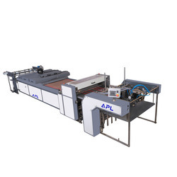 Fully Automatic Roller Coating Machine