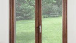 Opening Wood-Aluminium Window