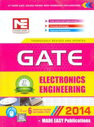 Gate Electronics Engineering Solved Paper