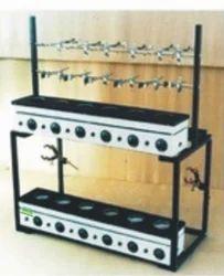 Kjeldahl Distillation & Digestion Unit
