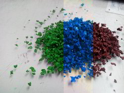 colured sbr rubber granules