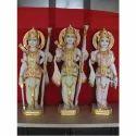 Marble Ram Laxman Seeta Statue