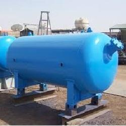 Horizontal Pressure Vessels