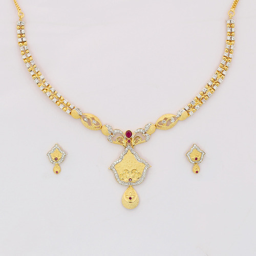 One Gram Gold Necklace Sets