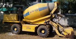 Concrete Mixers Rental Services