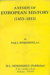 A Study of European History 1453-1815