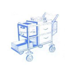 Food Serving Trolley