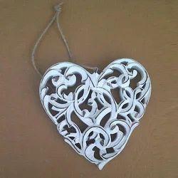 Heart Christmas Decor