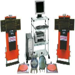 Laser Wheel Alignment Machine