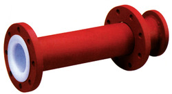 PTFE Lined Pipe and Pipe Fittings