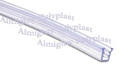 PVC Glass Rubber Profile