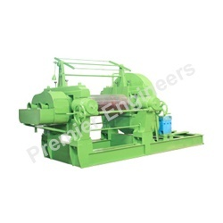 Mixing Mill with Anti Friction Bearing