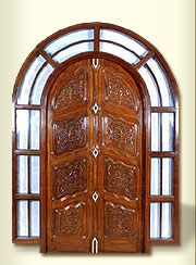 Carved Doors Wooden Door Carved Radha Krishna Service