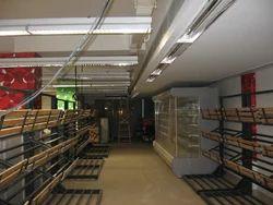Interior Contractor for Multi Store