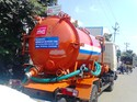 Sewer Suction Machine / Vacuum Truck