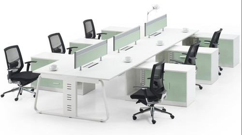 Workstation Furniture Desking System Manufacturer From Delhi