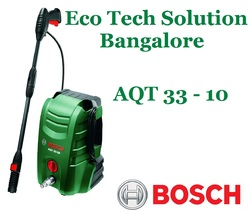 bosch aqt 33 10 high pressure car washer