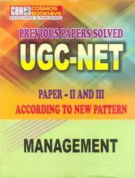 UGC-NET Management Prv Slvd Paper II