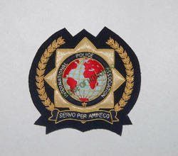 International Police Association Badge