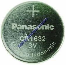 PANASONIC CR1632 3V Coin Cell Batteries