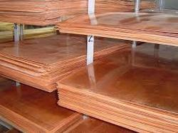 copper alloys sheets