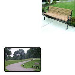 Park Outdoor Benches